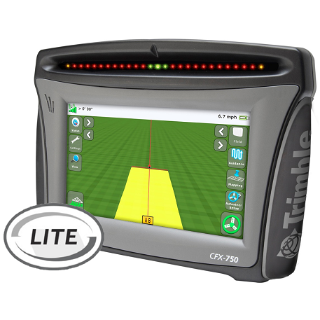 CFX-750 Display Lite, DGPS, Glonass