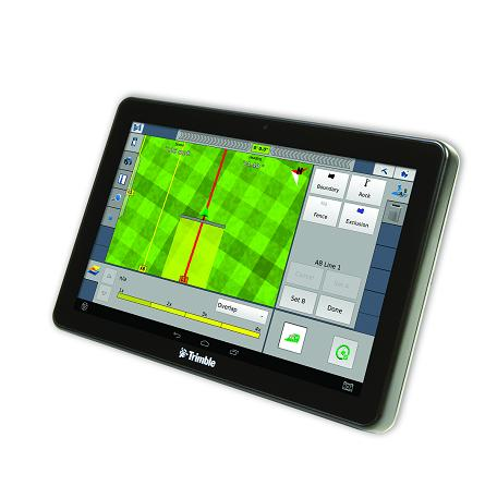 Trimble TMX-2050, Display with FmX Plus and Precision-IQ