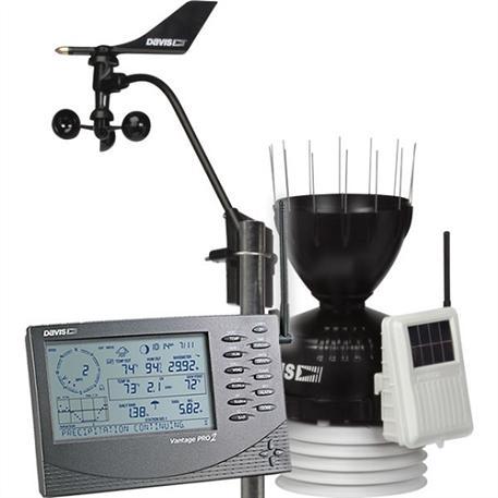 Vantage Pro 2 bezdrátová meteostanice